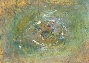 Chill Space: An Abstract painting by Richard Kennedy