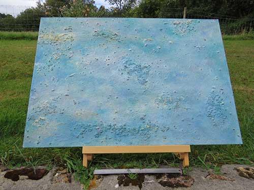 Blue heaven blues by Richard Kennedy