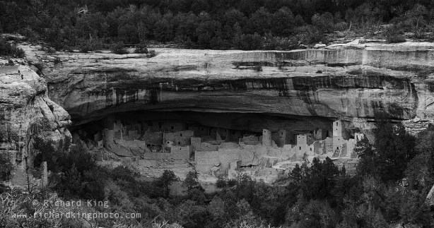 Ancient Pueblo Cliff Dwellings