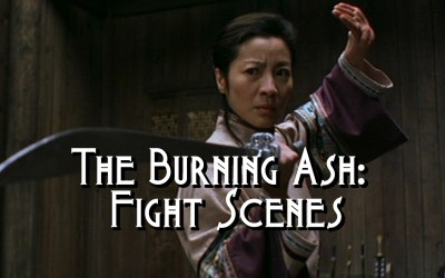 Finding Inspiration for Fight Scenes
