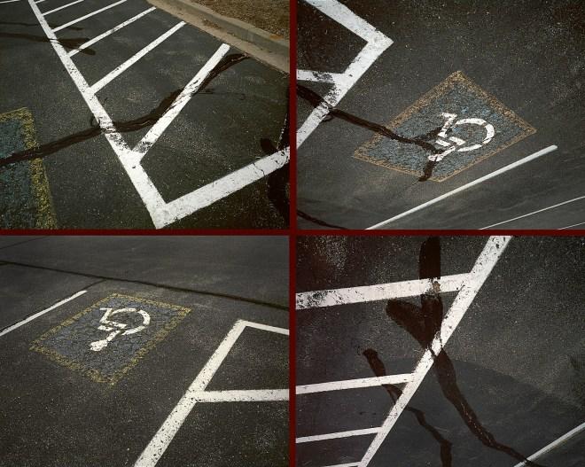 K Mart Parking
