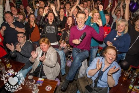 Limerick Says Yes to Marriage Equality