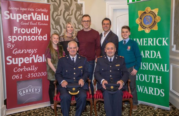 Garda Divisional Youth Awards 2016