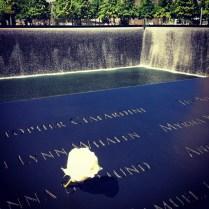 Mémorial pour le 11 septembre 2001
