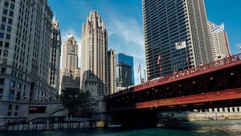 Une autre vue sur le Chicago Trbune