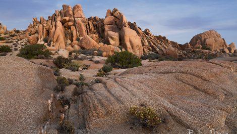 Tortured Landscape in Joshua Tree National Park