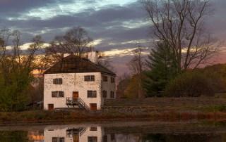 Philipsburg Manor in Sleepy Hollow New York by Richard Lewis