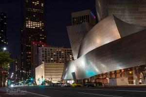 LA After Dark Disney Concert Hall