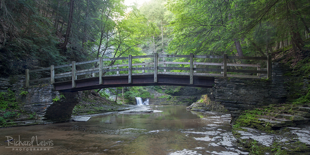 Buttermilk Falls State Park Finger Lakes Ithaca
