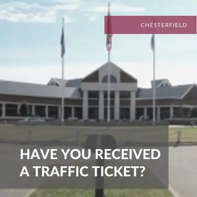 Chesterfield Traffic Lawyer