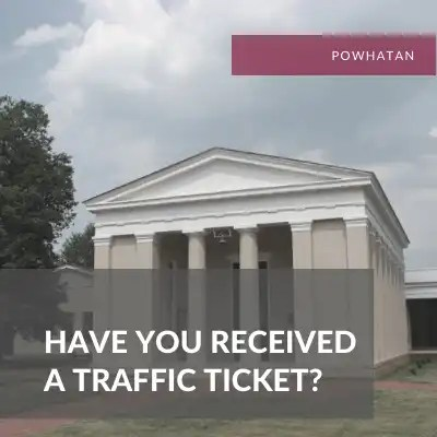 Powhatan County traffic attorney