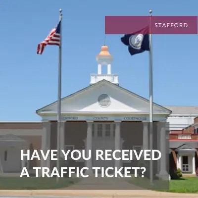 Stafford County Traffic Attorney