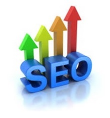 website traffic and seo arrows