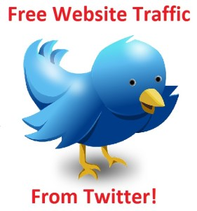 Free Website Traffic From Twitter