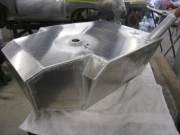 Lamborghini Miura Fuel Tank