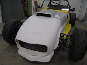 Lotus Replica Custom Fabrication