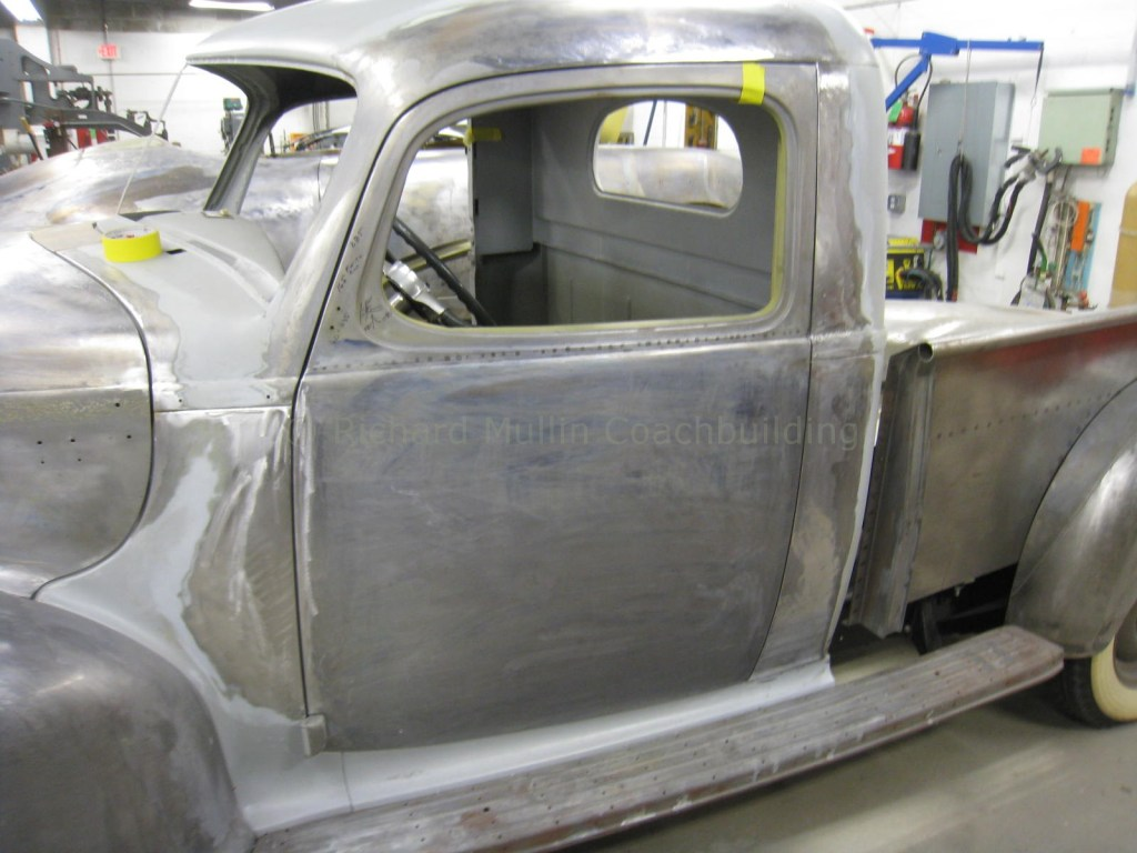 Fabrication of 1947 Hudson Pickup Truck and Completed Cab