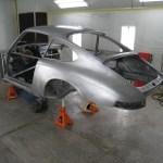 1967 Porsche 911s Begins Restoration
