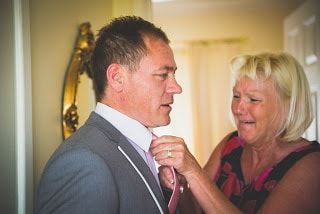 Lee and Laura Middlesbrough wedding