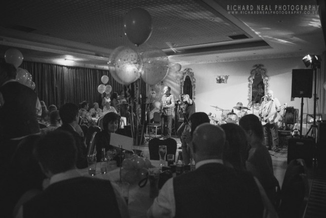 Bowburn hall wedding reception