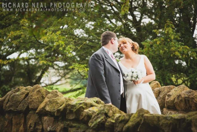Bishop Auckland wedding