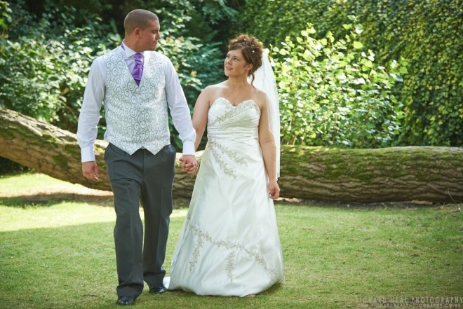 Ferryhill wedding