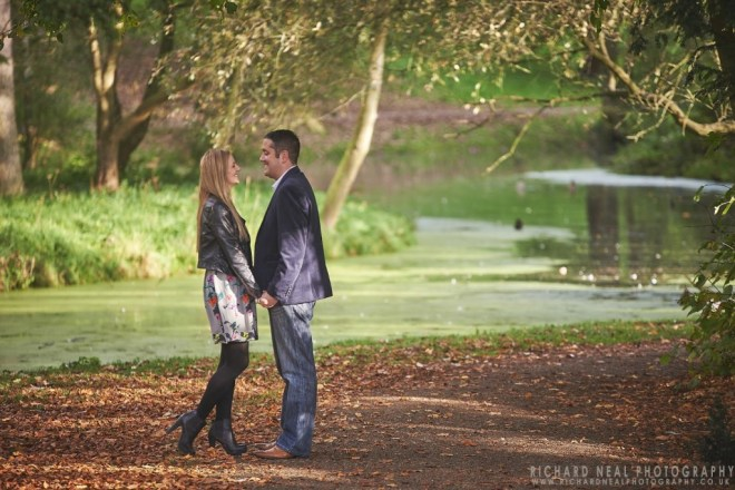 Sedgeifield Hardwick Park pre wedding shoot