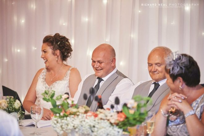 Thornaby social club wedding