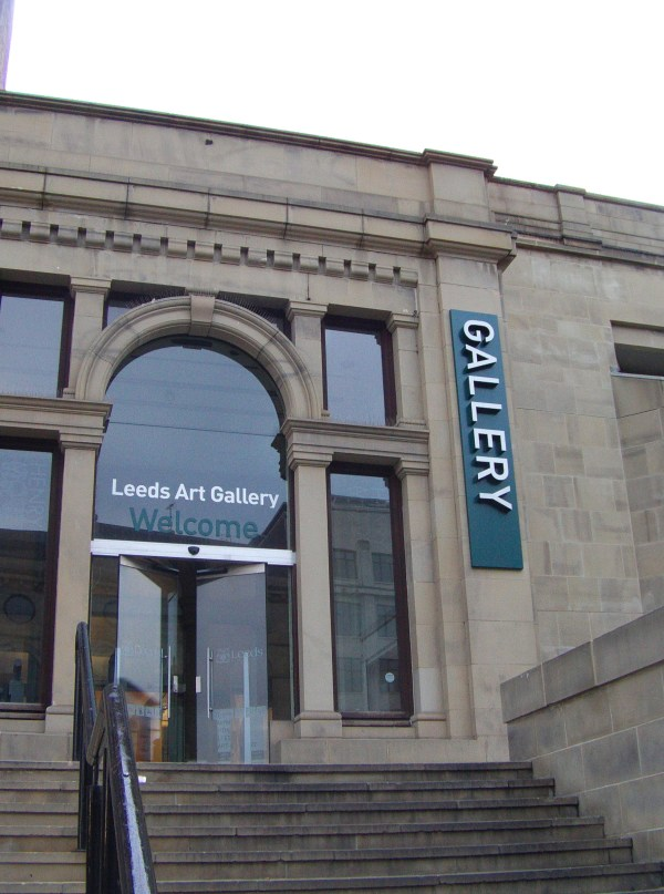 Leeds Art Entrance - Richard North