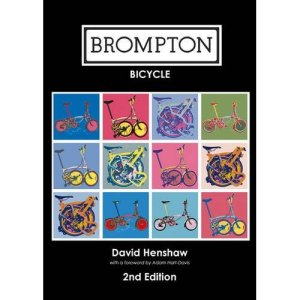 Brompton Bicycle, from Excellent Books