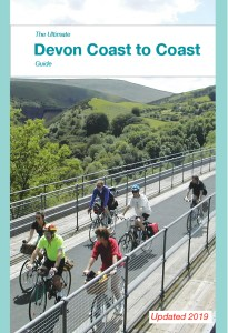 Devon Coast to Coast OS cover