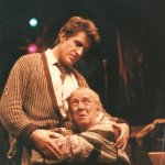 Title Role in The Dresser Alley Theatre