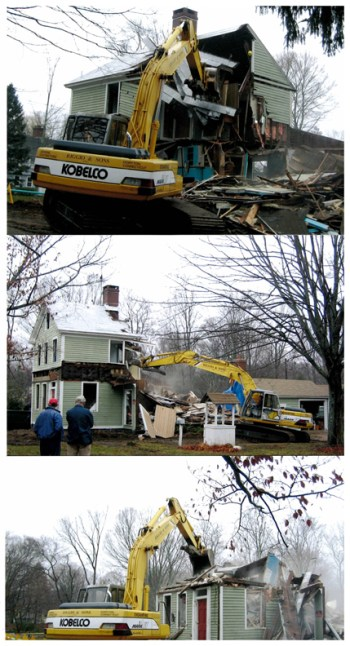 House-Demolition-riggio-ct