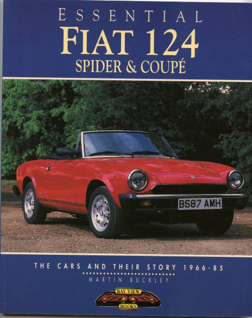 small resolution of stats and photos for this blog entry taken from essential fiat 124 spider coupe