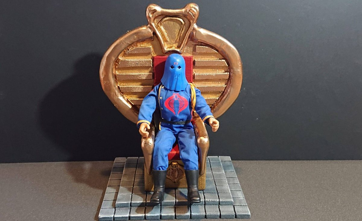 Cobra Commander Throne