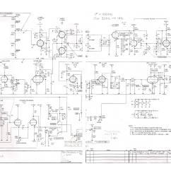 Audio Spectrum Analyzer Circuit Diagram Conventional Fire Alarm System Wiring Richard Sears Vintage Electronics Electronic