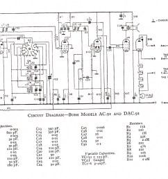 bush ac91 schematic [ 1908 x 1196 Pixel ]