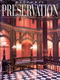 Historic Preservation May/June 1991 Cover