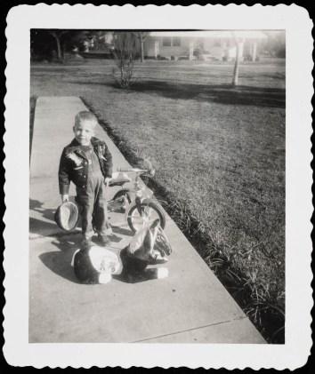 Richard Sexton; Colquitt, GA; circa 1958
