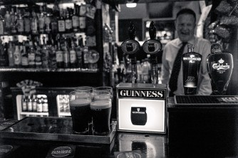 Walsh's Bar; Stoneybatter, Dublin