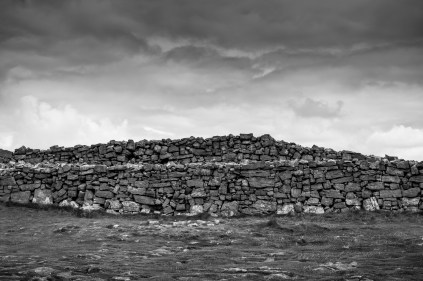 Prehistoric Fort on Inish Mor, Aran Islands