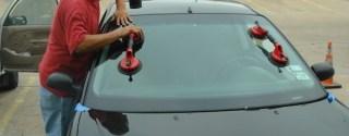 Richardson windshield replacement