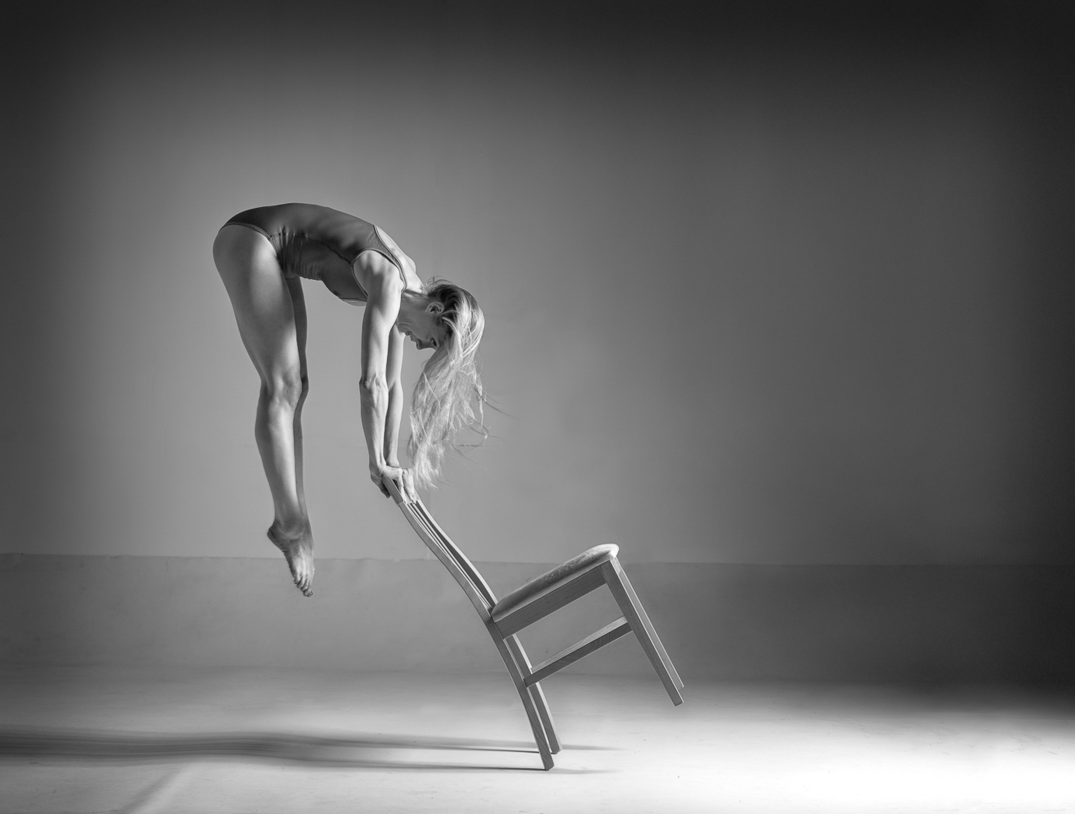 perfecting the art of chair stands