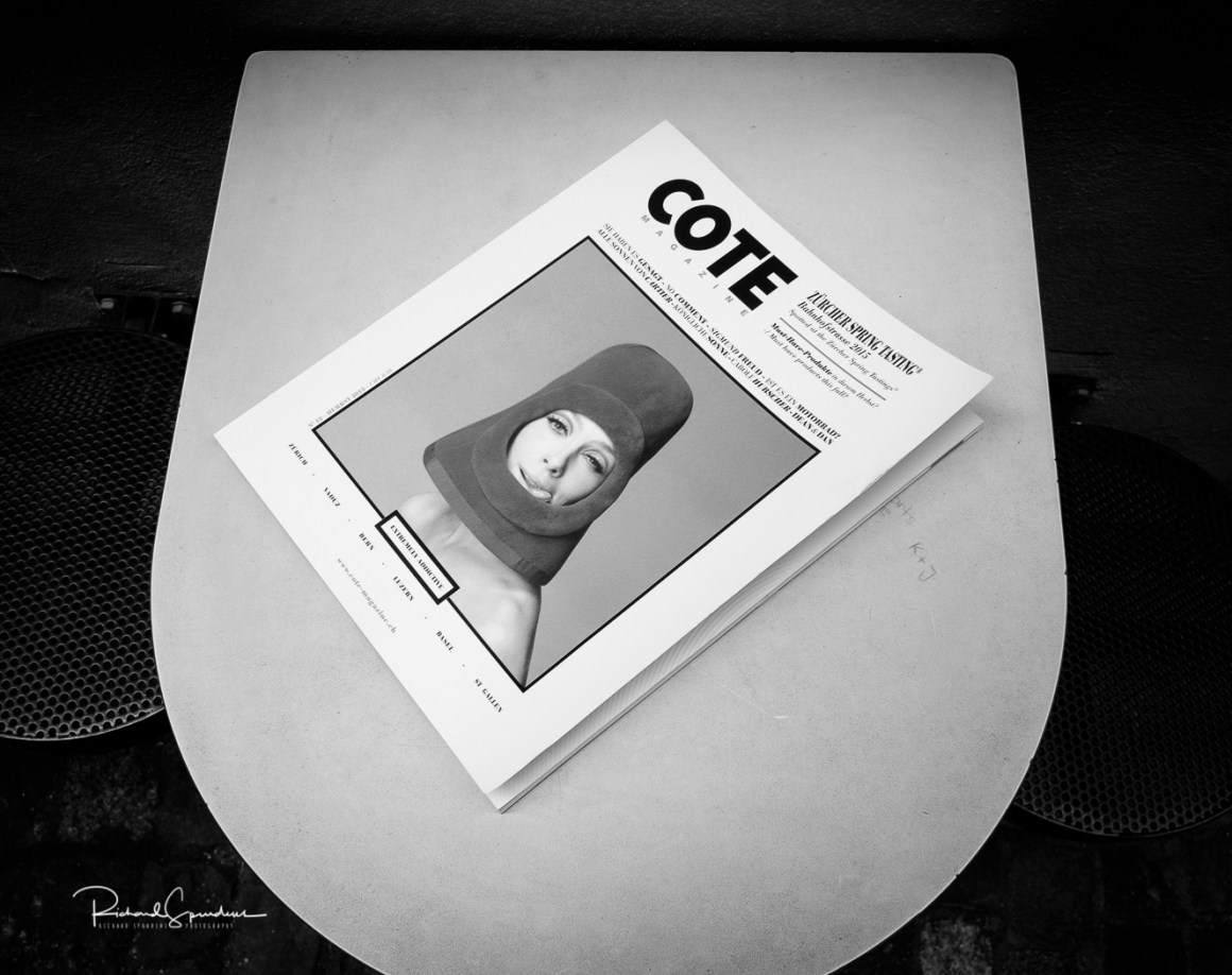 Zurich coffee table books I
