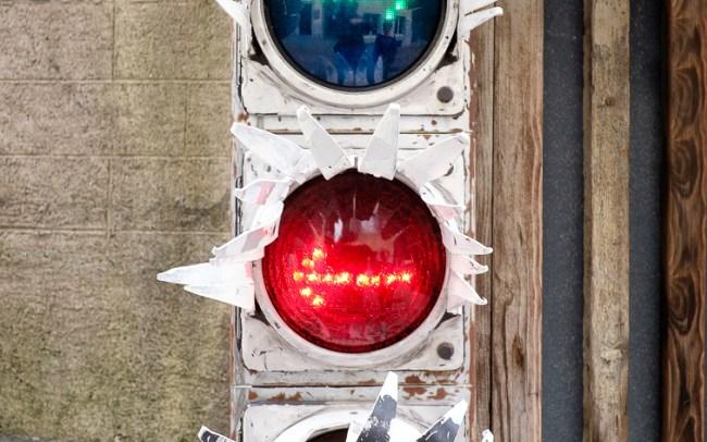 Zurich traffic light confursion