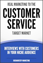 Cover -- 01 - Real Marketing to Customer Service - 2a - 150x220