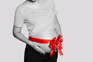 Pregnant gift