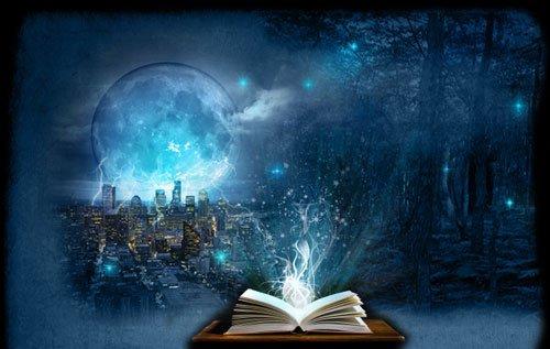 Magic of Books