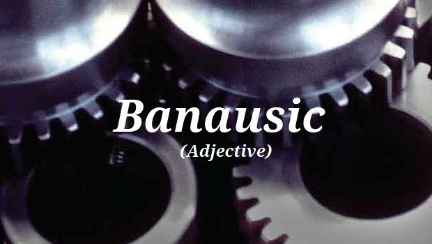 Banausic