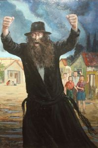 The Meshuggener of Kfar Chabad